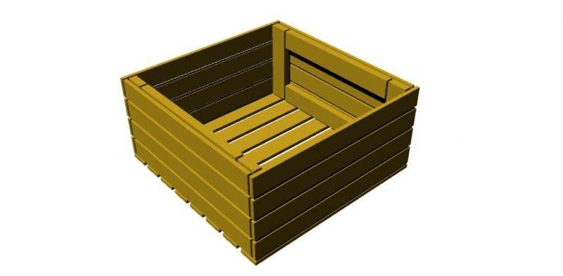 CRATE - Standard Box