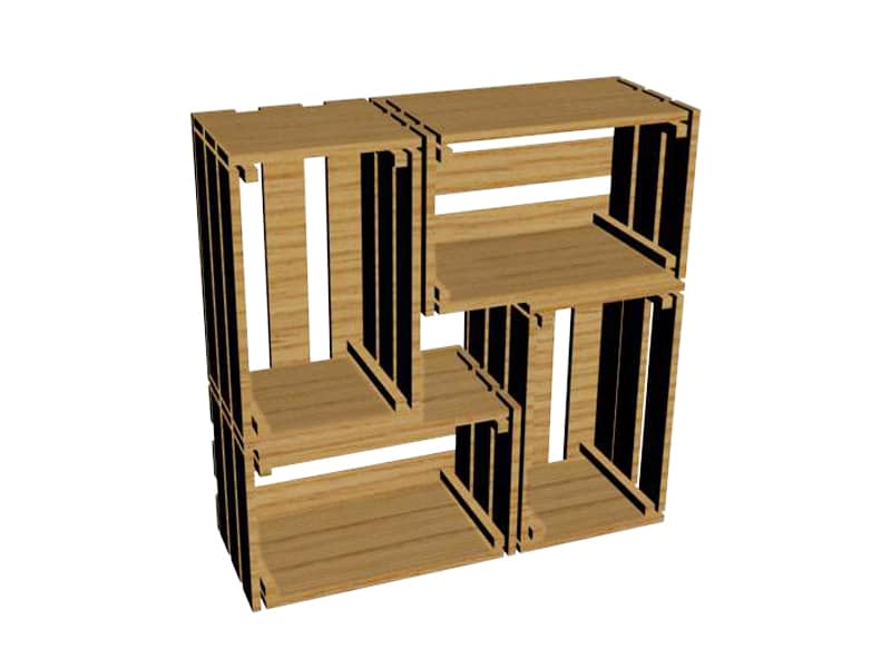 Display Crate