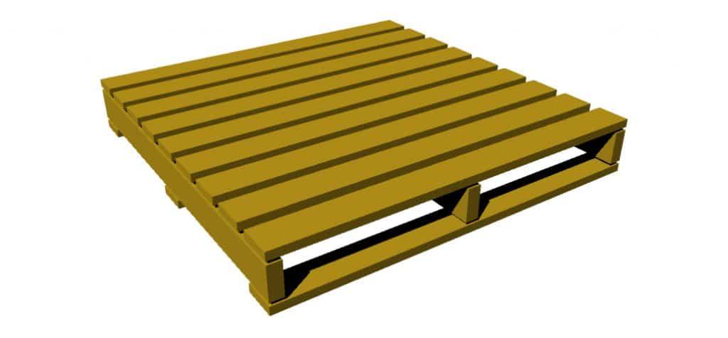 PALLET - Standard 2-Way