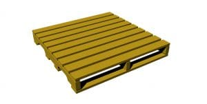PALLET - Standard 4-Way Notched