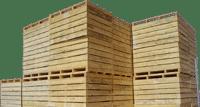 wooden export bins australia