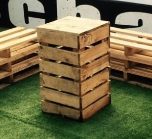 Bar Stool wooden pallets