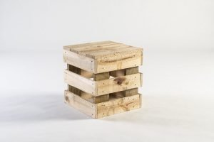 Coffee Table pallets wooden